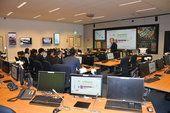 Mantis Society Study Center: JAXA Delegation Visit CDF