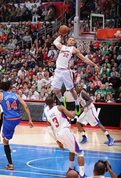 Blake Griffin Monster Jam