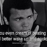Another reason why Muhammad Ali is one of the greatest