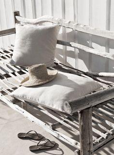 Cabana in Portugal - SA Decor & Design Coastal Style, Coastal Living, Coastal Decor, Interior Desing, Paz Interior, Driftwood Beach, Slow Living, Deco Design, Beach Cottages