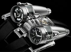 A fantastic and expensive watch inspired by jets.