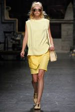 Trussardi Spring 2013 Ready-to-Wear Collection on Style.com: Complete Collection