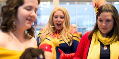 Captain Marvel is the best!!!  --  The Minor-League Superhero Who Changed the Face of Fandom