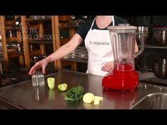 Programa Receitas Organomix - Episódio 10 - Suco Verde Desintoxicante - YouTube