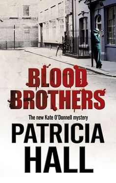 Blood Brothers by Patricia Hall  1963. A badly mutilated corpse is discovered on the site of the new Centre Point Tower currently under construction in London's West End. With fingers and toes severed, it has all the hallmarks of a gangland killing. But Detective Sergeant Harry Barnard isn't convinced.Meanwhile, a key witness has disappeared before the upcoming trial of East End gangster Georgie Robertson. Is there a connection?  At the same time, young... #historical #crime