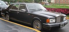 Rolls-Royce Silver Spirit, also called Silver Spur, Flying Spur, and Silver Dawn   1980-1998