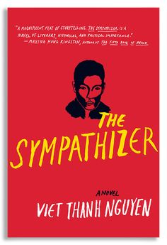 Congrats to Viet Thanh Nguyen for winning the Andrew Carnegie Medal for Excellence in Fiction for his novel The Sympathizer.