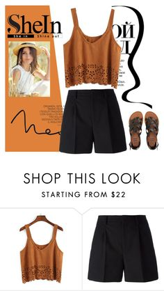 """Time for shorts"" by mia-de-neef ❤ liked on Polyvore featuring Yves Saint Laurent and Billabong"