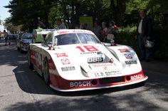 Un altro pezzo unico: Porsche 935 JLP-4 IMSA #50anni911 #porsche911 #vernascasilverflag