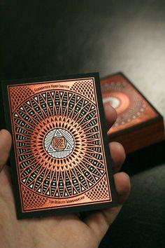 Mama's Sauce biz card - Jason Carne.  We love the copper!