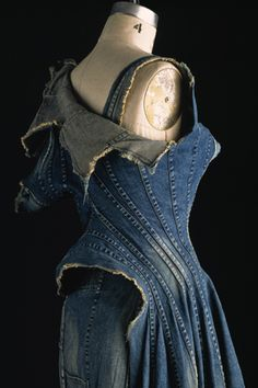 Denim: Fashion's Frontier  Fashion & Textile History Gallery December 2015 – May 2016