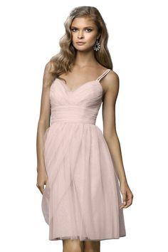 Wtoo 436 Bridesmaid Dress