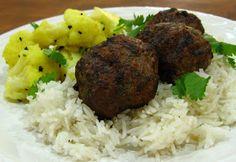 Seekh Kebab-Style Lamb