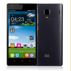 Xiaomi Redmi 1S Hongmi 1S WCDMA Qualcomm 8228 Snapdragon 400 Quad Core 1G 8G Dual Cameras 4.7 Pulgadas IPS  móvil