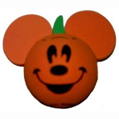 Disney Antenna Topper - Pumpkin