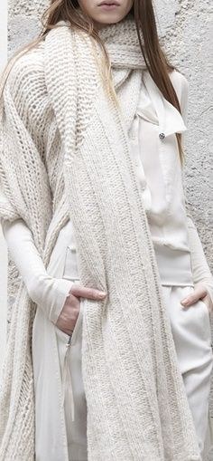 FASHION AND STYLE ; Winter White