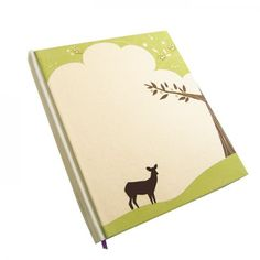 Notitieboek hert - Papiermier