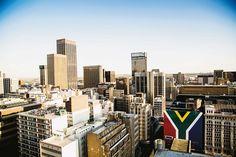 Johannesburg: shape-shifting city