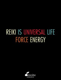 Reiki is found everywhere and in everything! TouchpointTherapy.com
