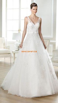 86bab601d2ac Kostel Tyl Okouzlijící   dramatický Svatební šaty 2014 2015 Wedding  Dresses