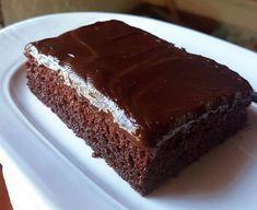 Σιροπιαστή Σοκολατόπιτα