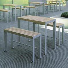 Outdoor Furniture Sets, Outdoor Decor, Modern Design, Table, Home Decor, Decoration Home, Room Decor, Contemporary Design, Tables