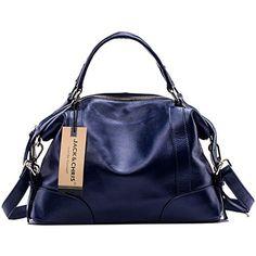 TOPBAG lovely women ladies genuine leather tote bag handbag shoulder bag  Black     More info could be found at the image url. 5c00a1117e