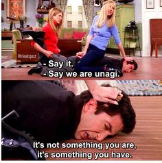 lol definitely one of the funniest episodes of friends