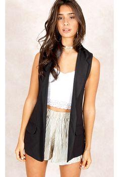 Shorts Plissado Metalizado Fashion Closet - fashioncloset #fashioncloset #adidas #rihnna #puma #dress #vestido