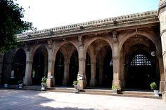 Heritage Sidi Saiyyed Mosque - Indiashor.com