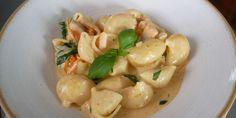 Pasta Salad, Garlic, Soup, Vegetables, Eat, Gabriel, Ethnic Recipes, Instagram, Crab Pasta Salad