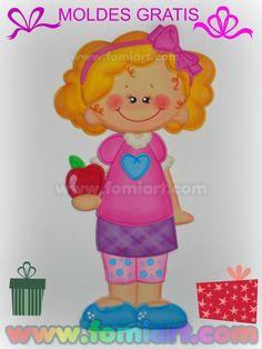 Wood Crafts, Diy And Crafts, Yard Ornaments, Back To School Crafts, Craft Activities, Paper Piecing, Tweety, Princess Peach, Preschool