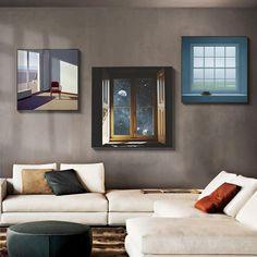 Living Room Paint, Living Room Modern, Living Room Bedroom, Living Room Decor, Bedroom Decor, Bedroom Wall, Picture Wall, Photo Wall Art, Living Room Pictures