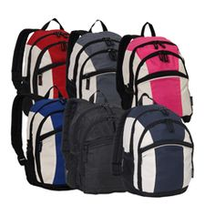 Everest 13-inch Junior Music Wire Port Backpack