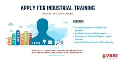 Industrial Training Program - We offer a wide range of industrial training programs in the sectors of energy, environment, and healthcare. Training Courses, Training Programs, Programming, Health Care, Industrial, How To Apply, India, Technology, How To Plan