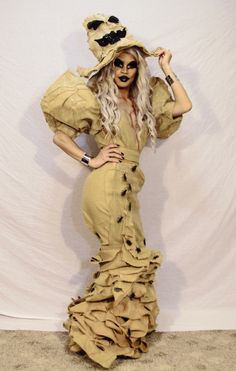 oogie boogie cosplay - Google Search