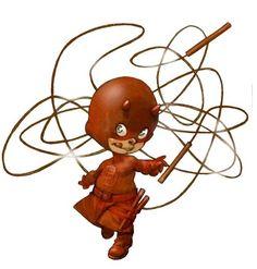 Little Heroes – Les bébés super-héros d'Alberto Varanda (image)