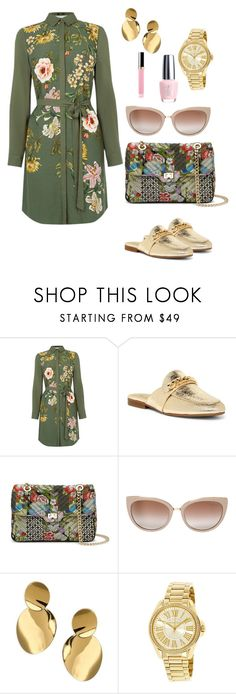 """""""Untitled #257"""" by reemf52 on Polyvore featuring G by Guess, Steve Madden, Jimmy Choo, Kate Spade, Michael Kors and OPI"""