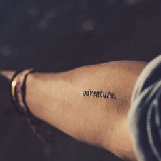 Wanderlust Tattoos | POPSUGAR Deutschland Photo 28