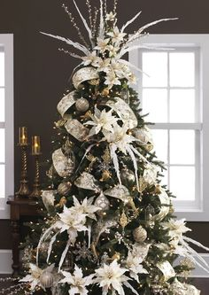 Glamour Christmas Tree