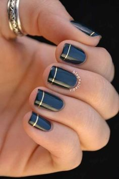 Snowflake nail art is really a great art as Christmas holiday design. There is a magical illusion in this design that is so special for the winter. It is not unique and not surprising but you can style in many different ways. We have collected some different Nail Art Designs for the winter season. Click here to find out more: #NailArtDesigns #NailArt