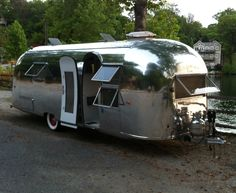 1959 AirStream Overlander This is my baby for retirement fun!