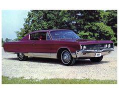 Chrysler New Yorker Coupé - 1968