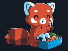 Bento Box | Funny, cute & nerdy shirts | TeeTurtle