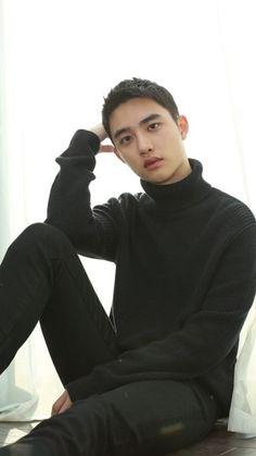 Image about exo in D.O. Kyungsoo ❤️ by SquishyKookie Kyungsoo, Chanyeol, Exo Ot12, Kaisoo, Two Worlds, Exo Korean, Do Kyung Soo, Kim Junmyeon, Kpop Exo