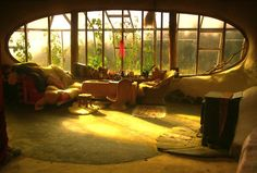 Hobbit Homes | Source: http://one-little-acorn.blogspot.com/2012/02/hobbit-house.html