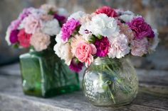 Scented pinks
