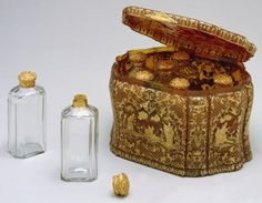 Naples, Box for toilet articles, ca. 1745 (Minneapolis Institute of Arts). Kimberly Chrisman-Campbell on the Art of Beauty