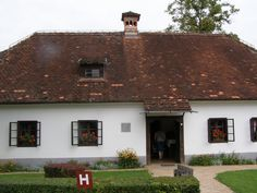 TITOS BIRTH PLACE IN THE VILLAGE OF KOMROVEC