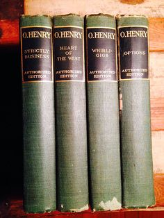 Set O. Henry Classic tales on Etsy, $16.50